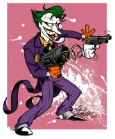 -Joker- by Zorgia