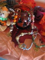 Hand-Woven Beaded Chuvihani/Gypsy Charm Bracelets! by jokersdraw