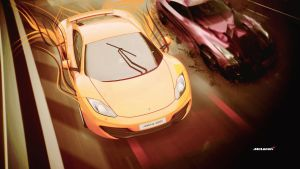 McLaren MP4-12C By Ahabezh Edited By Kampinis by kampinis