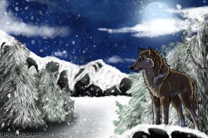 January by Cylithren