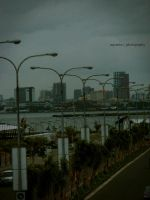 City By The Sea by prettygeeky