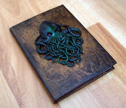The Book of Cthulhu by Sereniti-Dragonheart