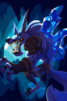 The Tundra Hunter by Versiris
