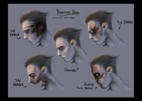 Head Concepts by BluEHYPer