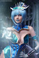 Blue Rose Cosplay from Tiger and Bunny by yukinohanacosplayart