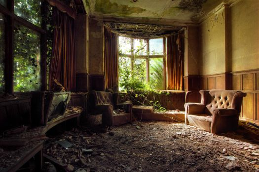 Potter manor house 02 by exkub