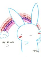 Mr. Bunny by green-onigiri
