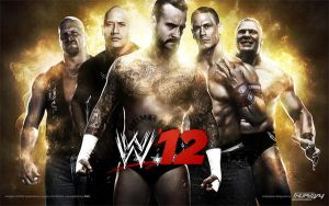 WWE 12 Wallpaper by nothguy