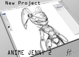 anime jenny 2 preview by 14-bis