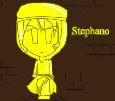 Stephano by ChibiSweets