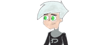 Danny Phantom by SAIHA12