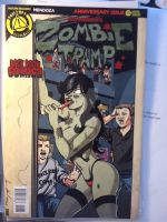 Zombie Tramp issue 13 Variant Cover by hdub7