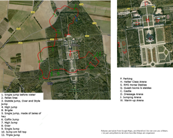 WGP Cross Parcour and Stable Locations by DragonsTigerLilly