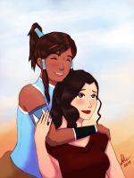 korrasami BROTP by sexyfairy