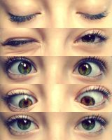 Eyesss by Elhanaaa