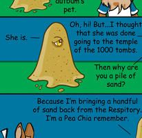 Reality Chex 5: Pile of Sand by doodleplex