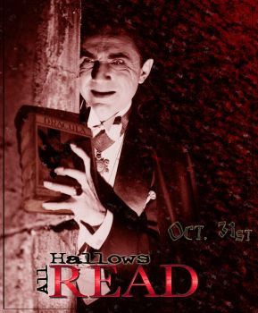 All Hallows Read Dracula by blablover5