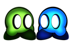 Green and Blue by x-Calming-Melody-x