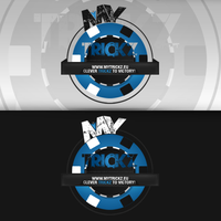 Logo 3 - myTrickz.eu by uniQsDesigns