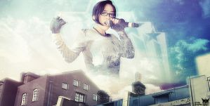 Gavlyn Wallpaper by ManiaGraphic
