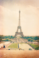 Paris in pastel colors 4 by Dana-Gh