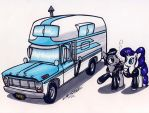 Sketchy's New Truck by Sketchywolf-13