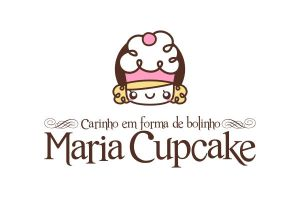 Maria Cupcake logo by analage