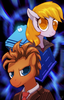 Doctor Whooves by Riznof