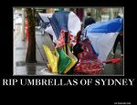 RIP UMBRELLA OF SYDNEY by crazyartist12