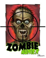 Zombie Hunter by ted1air