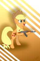 AppleJack by Lydia-Rawr