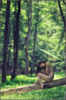 A Pause to Reflect by Magicc-Imagery