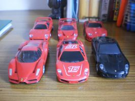 Ferrari collection by topgae86turbo