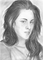 Kristen Stewart I by Allie06