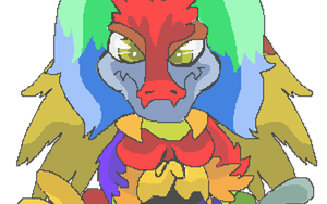 FEMALE GIGA-XIS PAGE DOLL COLOR by candiphoenixes by DEVIOUS-DISCORD-RP
