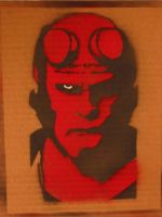 HELLBOY BY SOULTRONIX by C-N-S