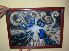 Doctor Who - Pandorica opened by KlodwigLichtherz