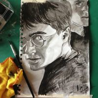 Harry Potter by atimarap