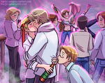 [APH] Party hard by Margo-sama