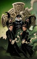 Boondock Saints by Jason Metcalf and Ula Mos by JasonMetcalf