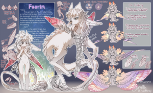 Faerin Reference Sheet [retired] by rainue