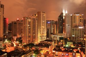 KL city view by sharvani