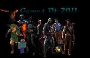 Best Games of 2011 by PacDuck