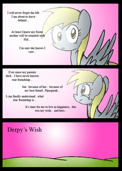 Derpy's Wish: Page 189 by NeonCabaret