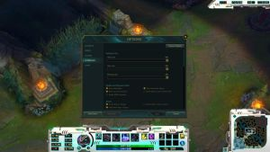 League of Legend overlay - Robotic by h4nabi