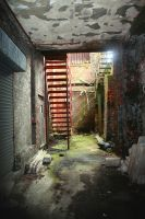 Alley by zenron