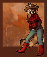 Footloose Fallon by pandapoots