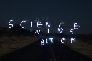 Science Wins by hull612