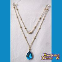 Princess Mercury Necklace by ManifestedDreams