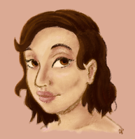 face from imagination by Alisha-town